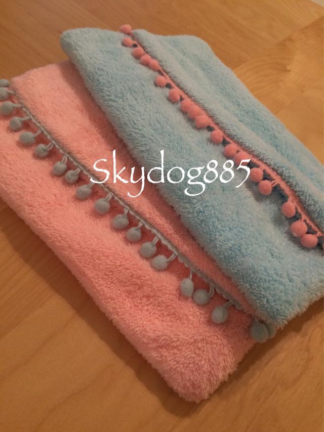 画像1: アイスノンカバー♡Lovely pink♡ファイバー速乾タオル