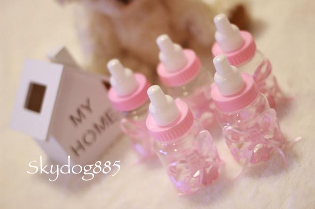 画像1:  Baby bottle♡ピンク